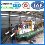 Fluss-Sand-pumpender Bagger maschinell hergestellt in China