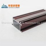 Perfiles de aluminio profesionales para el marco de la ventana y de puerta