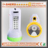 Riflettore solare ricaricabile del LED con la lampada di scrittorio dei 12 LED (SH-1960)
