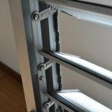 Finestra di alluminio dell'otturatore Kz221 con la serratura storta