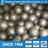 Huamin著Mining1インチによって造られる粉砕の球のための造られた鋼鉄粉砕の球中国製