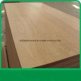 Chapas de madera de 18 mm de madera de la cara Combi Core Comercial