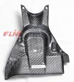 Cubierta del surtidor de gasolina de la fibra del carbón para Ducati Diavel