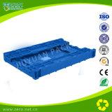 caselle mobili di plastica accatastabili di piegatura industriale di 650*435*160mm