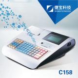 Caja registradora electrónica del grado superior de Jepower C158
