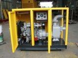 Disel Motor-selbstansaugende Abwasser-Wasser-Pumpe