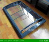 箱のフリーザー(サイズのためのABS注入フレームのガラスドア: 1044X694mm)
