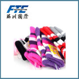 卸し売り冬の手袋の柔らかいニットの手袋