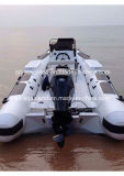 Aqualand 18feet 5.4m Rigid Inflatable Fishing BoatかRib Rescue Patrol/Motor Boat (RIB540A)