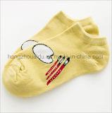Носок хлопка малыша цвета конфеты высокого качества