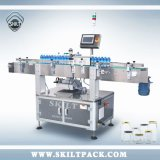 Máquina de etiquetado redonda de la etiqueta engomada de las latas de los aerosoles automáticos