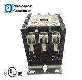 Kontroll-Liste des Ring-120V genehmigte drei Pole-Qualität elektrische Wechselstrom-Kontaktgeber