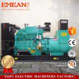 3段階のCumminsの発電機が付いている230kVAディーゼル発電機