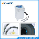 Doppel-Kopf kontinuierlicher Tintenstrahl-Drucker für Augen-Sahne-Kasten (EC-JET910)