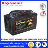 Batterie rechargeable 12V de la meilleure batterie des prix 12V 100ah de la batterie de voiture 100ah