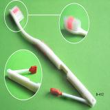 De volwassen Tandenborstel van de Massage met de Reinigingsmachine van de Tong