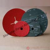 982c 3m discos abrasivos cerámicos para acero inoxidable