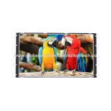 Monitor del tacto del LCD del marco abierto, pantallas táctiles industriales, estructura del metal del ODM