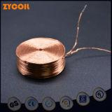 Bobine d'induction d'électro-aimant de moteur de Coreless de fil de Litz