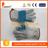 Ddsafety 2017 Kuh-aufgeteiltes Handschuh-Bestes entsprochen für starken schroffen Sicherheit- am Arbeitsplatzhandschuh