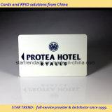 Clé de carte avec la piste magnétique pour l'auberge et la Chambre d'hôtel