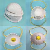 Máscara anti de la seguridad del polvo del carbón activo industrial en el estándar de Ffp