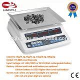 AC110V/220V Digitaces electrónicas que cuentan la balanza