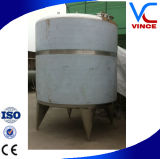 Tanque de armazenamento do suco do aço inoxidável para a linha uso da produção