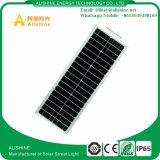 Интегрированный новый уличный свет 40W СИД солнечный с панелью солнечных батарей батареи