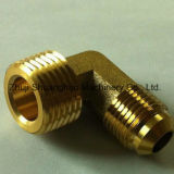 Flare Connectors Brass Plug Brass Cap