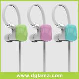 Deporte estéreo del auricular del receptor de cabeza sin hilos de Bluetooth que se ejecuta para el iPhone Smartphone