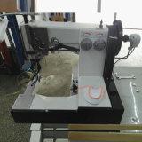 Het Patroon die van het Bovenleer van de schoen direct de Dubbele Naaimachine van de Mocassin van de Naald vormen