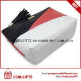 Le sac cosmétique de Madame PU de mode, PVC composent le sac pour la promotion