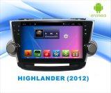Navigation androïde GPS de véhicule de système pour le montagnard écran tactile de 10.1 pouces avec Bluetooth/TV/MP3/MP4