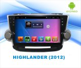 Androide Systems-Auto-Navigation GPS für Hochländer 10.1 Zoll-Touch Screen mit Bluetooth/TV/MP3/MP4
