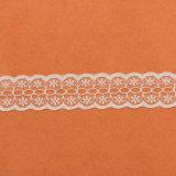Alta qualidade africana de Tulle da tela do laço barato para o laço do vestido de casamento