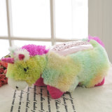 Custom Plush Animal Night Light Pillow Toy para bebê