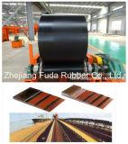 Bandes de conveyeur en caoutchouc de faisceau de toile de Nn/Nylon anti-caloriques