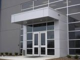 Los paneles de la fábrica PVDF del panel de revestimiento para el exterior