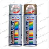 Großhandelsfarben-metallischer Aerosol-Spray-Lack des Gold18k