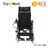 Topmedi Produtos de saúde que se encostam cadeira elétrica dobrável China