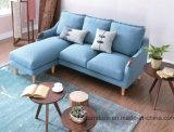 Sofà S6068 della mobilia di disegno del tessuto moderno di alta qualità ultimo