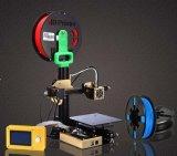Stampante da tavolino portatile a mensola di alluminio 3D di Raiscube mini Fdm DIY