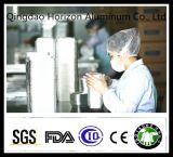 Bandejas del papel de aluminio de la categoría alimenticia para la barbacoa
