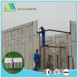 Painéis concretos pré-fabricados da cerca da parede de sanduíche do revestimento do poliuretano