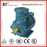 電気(電気) AC耐圧防爆モーターはとの速度を調節する