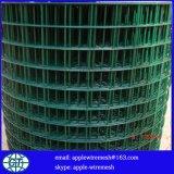 Engranzamento de fio soldado PVC-Revestido da alta qualidade