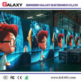 Schermo di visualizzazione esterno pieno del LED dell'affitto del professionista P4 P5 P6 di colore HD per il concerto di congresso della fase di esposizione