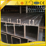Extrusões de alumínio das extrusões de alumínio feitas sob encomenda da fábrica de China grandes