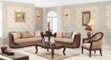 Strato antico americano del sofà classico del salone